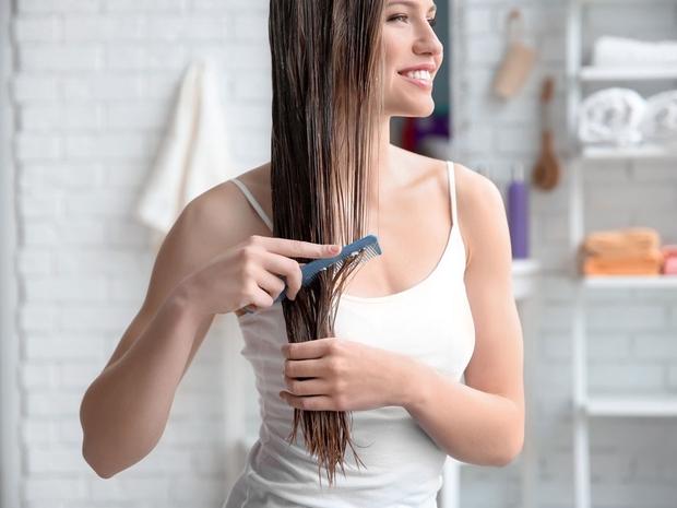هل يسبب البلسم تساقط الشعر؟