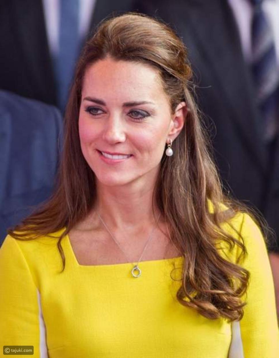 تسريحات الأميرة كيت ميدلتون دوقة كامبريدج