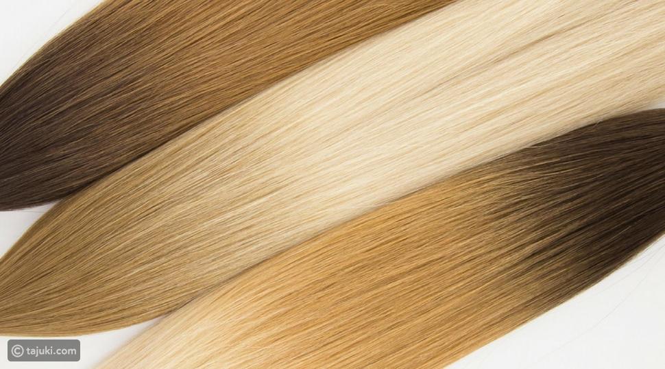 علاج الشعر بعد سحب اللون