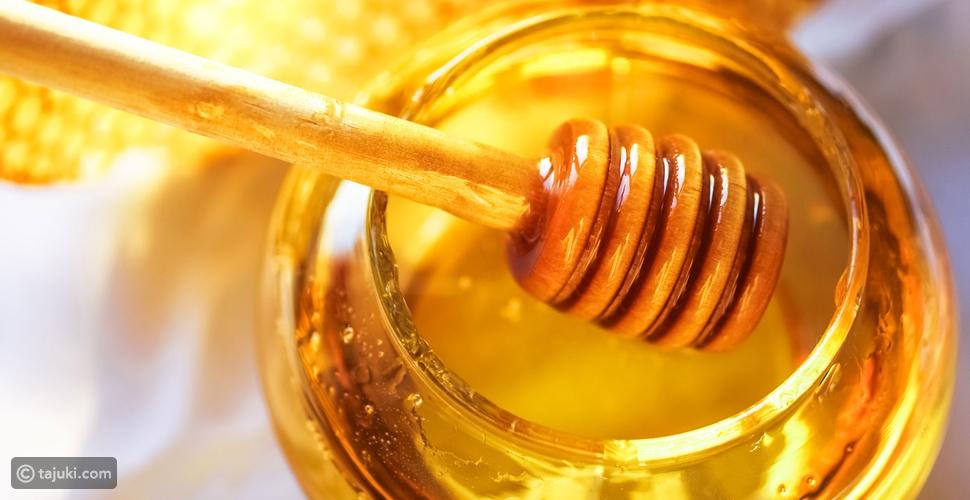 خلطات العسل للشعر التالف