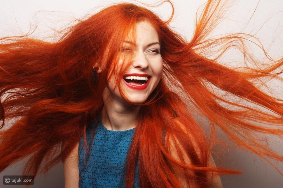 8 حقائق غريبة عن أصحاب الشعر الأحمر