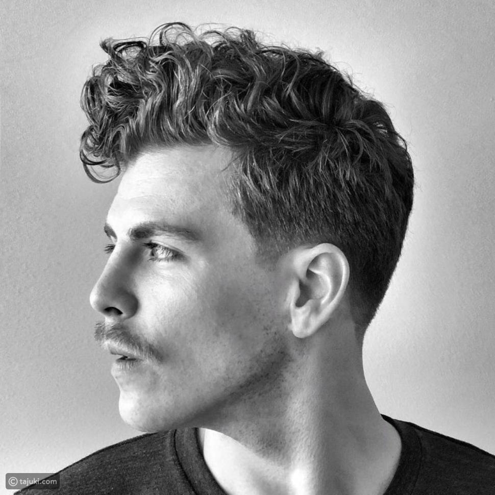 طرق فرد وتنعيم شعر الرجال طبيعياً