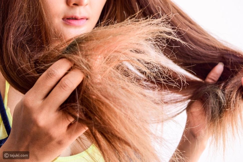 تساقط الشعر في الخريف