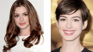 هل تفضلين الشعر القصير أم الطويل؟